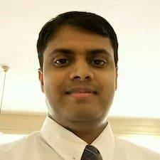 Profil utilisateur de Kishor