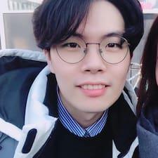 Perfil do usuário de 재준