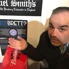 โพรไฟล์ผู้ใช้ Brett
