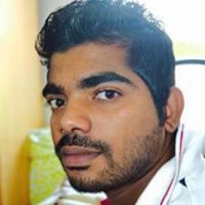 Profil Pengguna Tharun
