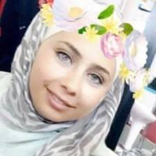 Perfil do utilizador de Zainab