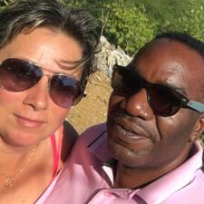 Profil korisnika Stéphanie & Jean-François