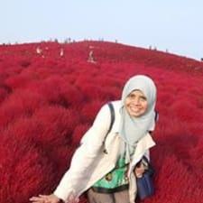 Profil utilisateur de Nur Rafizah