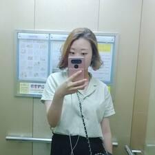 Perfil de usuario de 수정
