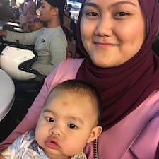 Farah Hanisah User Profile