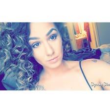 Profil utilisateur de Priscilla