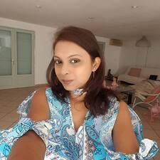 Profil utilisateur de Vinousha