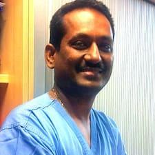 Kandasamy felhasználói profilja