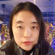 Henkilön Jihee käyttäjäprofiili