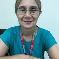 Maria Elisa User Profile