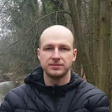 Taras Brukerprofil