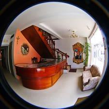 Hotel Berioska, Popayán. Brugerprofil