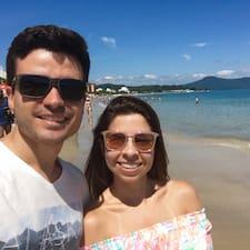 Perfil do usuário de Alba & Paulo