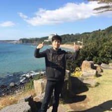 โพรไฟล์ผู้ใช้ Jinho