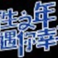 Gebruikersprofiel 刘晶