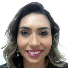 Janaina Moreira Cunha - Uživatelský profil