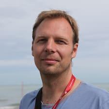 Gerhard的用戶個人資料