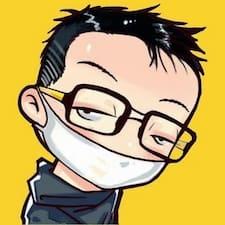 Allen - Uživatelský profil