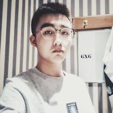 天行 felhasználói profilja