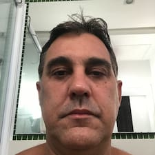 Rodrigo felhasználói profilja