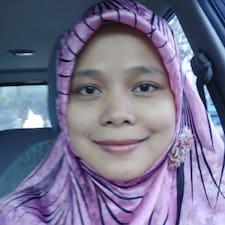 Atika User Profile