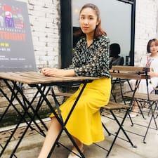 Henkilön 蔡何依依 käyttäjäprofiili