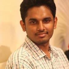 Kranthi Kumar Reddy User Profile