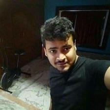Satrajit User Profile