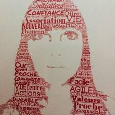 Perfil do utilizador de Julie