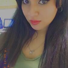 Profil uporabnika Nydia