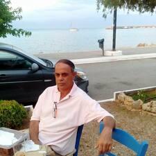 Vasilis felhasználói profilja