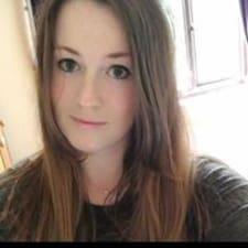 Kirsty felhasználói profilja