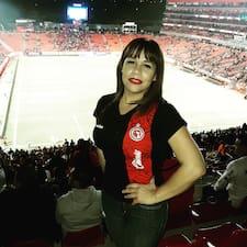 Nutzerprofil von Leticia Guadalupe