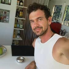 Antonis felhasználói profilja