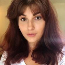 Sanya felhasználói profilja