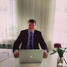 Profil Pengguna Павел
