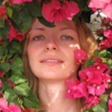 Zoya felhasználói profilja
