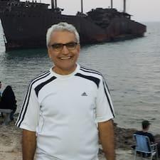 Reza Brukerprofil