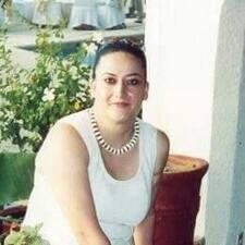 Josefina的用戶個人資料