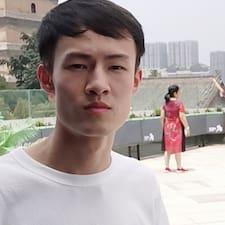 上杰 felhasználói profilja