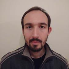 Profil utilisateur de Egor