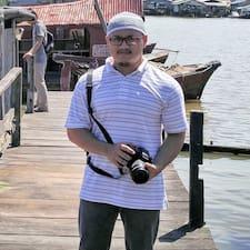 Nutzerprofil von Mohd Khairul Ikhwan Bin