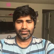 Profil utilisateur de Srinivas