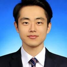Gebruikersprofiel Jin Gu