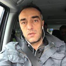 Nouhad felhasználói profilja
