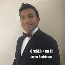 Profil Pengguna Javier Isidro