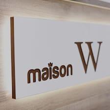 Maison W é um superhost.