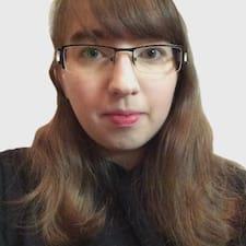 Andrea Maleen felhasználói profilja