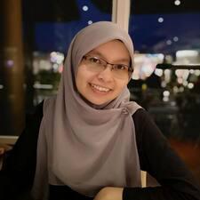Profilo utente di Najihah