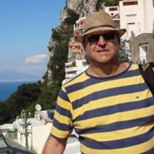 Antonio D. User Profile